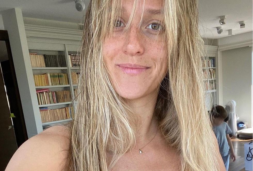 Aleksandra Żebrowska zabiera głos w ważnej sprawie: to, co o sobie mówimy, wpływa na nasze dzieci - Glamour.pl