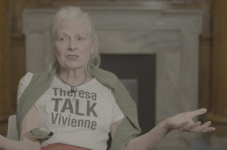 "Vivianne Westwood, Marc Jacobs, Mario Testino i Cara Delevingne w ""CNN Style: London"""