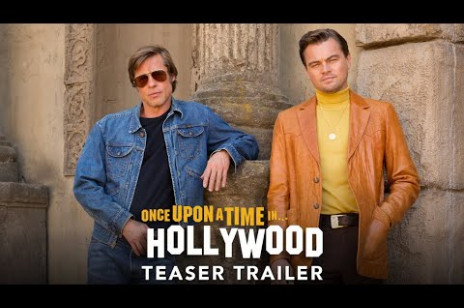 """Once Upon a Time in Hollywood"" - mamy zwiastun filmu z Leonardo DiCaprio, Bradem Pittem i Margot Robbie"