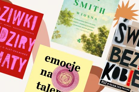 Książki idealne na majówkę. Co warto przeczytać podczas długiego weekendu?