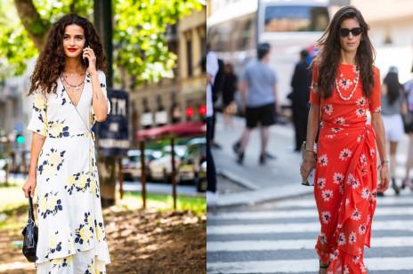 Trendy 2019: Sukienki w kwiaty, które założycie jesienią. Ich ceny nie przekraczają 150 złotych!