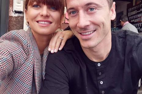 Anna Lewandowska jest w ciąży! Robert Lewandowski przekazał radosną wiadomość podczas meczu