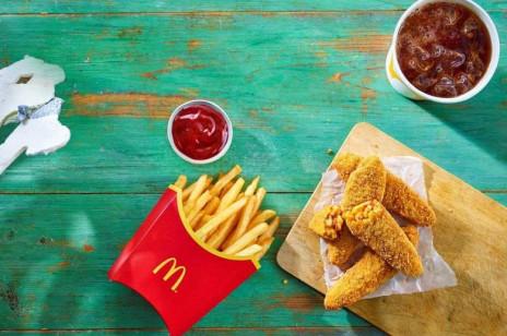 McDonald's wprowadza pierwszy wegański zestaw! Co się w nim znajdzie?