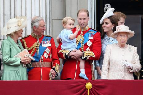 Oto tegoroczna kartka świąteczna od rodziny królewskiej! Mały Louis to najsłodsze, co dziś zobaczycie