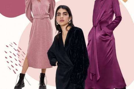 Sukienki na święta 2019: najpiękniejsze kreacje z sieciówek, które kupicie last minute