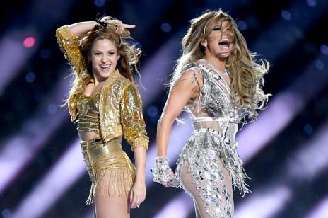 Córka Jennifer Lopez prawdziwą gwiazdą Super Bowl 2020! Wszyscy mówią też o wspólnym występie J.Lo i Shakiry