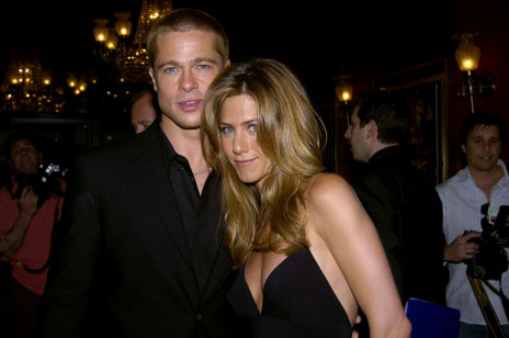 Jennifer Aniston i Brad Pitt spotkali się PO oscarowej gali!