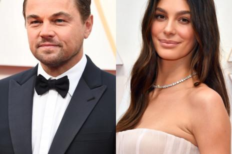 Oscary 2020: Leonardo DiCaprio i Camila Morrone po raz pierwszy pokazali się oficjalnie razem!