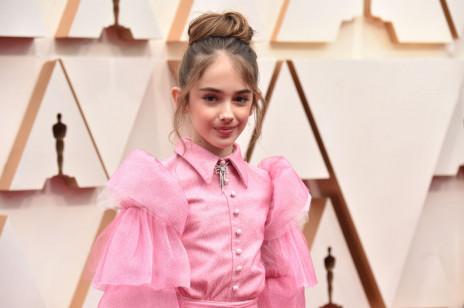 Oscary 2020: nie zgadniecie, co 10-letnia aktorka Julia Butters przyniosła w torebce na oscarową galę. Nikt wcześniej o tym nie pomyślał!