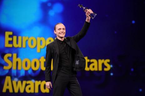 Bartosz Bielenia odebrał na festiwalu Berlinale prestiżową nagrodą European Shooting Star