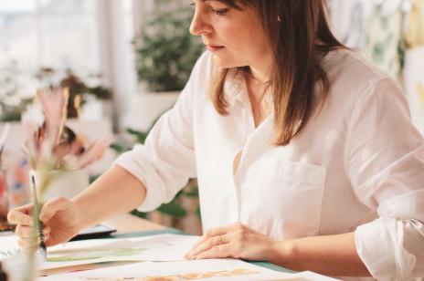 Polska ilustratorka podjęła międzynarodową współpracę z H&M. To pierwsza tak duża współpraca polskiej artystki z odzieżowym gigantem!
