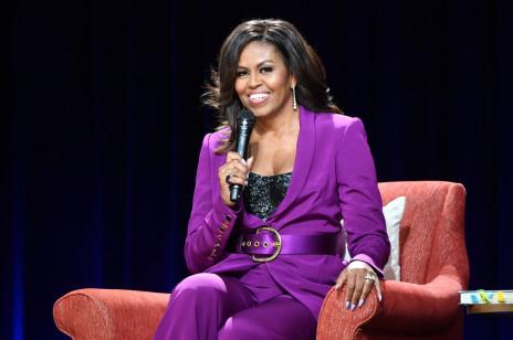 "Film dokumentalny o Michelle Obamie trafi na Netflix! Kiedy premiera ""Becoming. Moja historia""?"