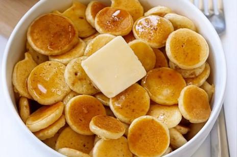 Zapomnijcie o dalgona coffee! Pancake cereal to nowy hit wśród internautów