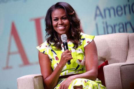 Michelle Obama ruszyła z własnym podcastem. Pierwszy odcinek jest już na Spotify