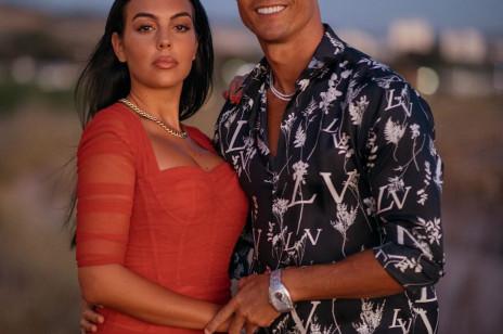Cristiano Ronaldo oświadczył się Georginie Rodriguez? Fani nie mają wątpliwości!
