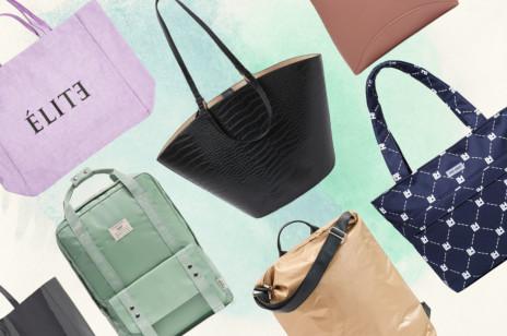 Modne torebki i plecaki do szkoły, w których zmieścicie wszystkie potrzebne rzeczy