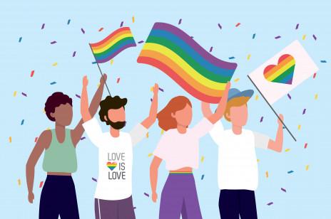 """Papież Franciszek o osobach LGBT: """"zasługują na prawną ochronę dla swoich związków"""""""