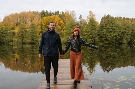 Ania i Michał na łonie natury. Poznajcie kolejnych finalistów III Turystycznych Mistrzostw Blogerów