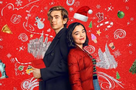 """""""Dash & Lily"""" to nowy serial Netflixa, który pokochają fanki """"Emily w Paryżu"""" i świątecznych klimatów"""