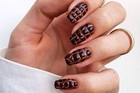 Oto najgorsze trendy w manicure. Te paznokcie wyglądają strasznie i są totalnie niepraktyczne – chcemy zapomnieć o nich jak najszybciej