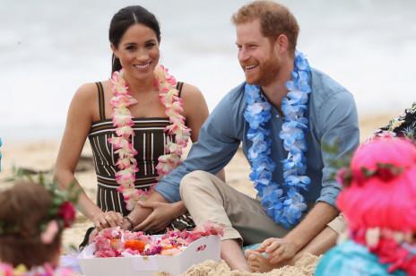 """Film """"To właśnie miłość"""" przepowiedział związek księcia Harry'ego i Meghan Markle? Fani są o tym przekonani!"""