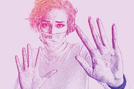 Jak nie panikować w czasach pandemii i jak poradzić sobie z izolacją? Pytamy psychologa