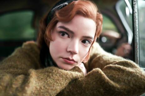 """Anya Taylor-Joy z serialu """"Gambit królowej"""" zagra Kopciuszka!"""