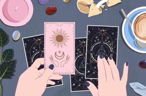 Rozkład tarota na miłość. Jak ułożyć karty, by później prawidłowo odczytać przekaz z nich płynący?