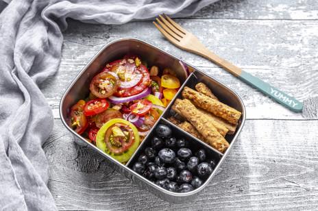Lunchbox do szkoły - co ze sobą zabrać, aby było pożywne, a jednocześnie zdrowe? Fit inspracje na lunchboxy do szkoły