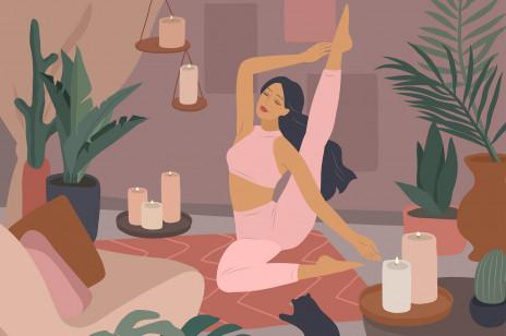 Joga online. Szkoły jogi, studia i nauczycielki, które oferują najlepsze zajęcia bez wychodzenia z domu
