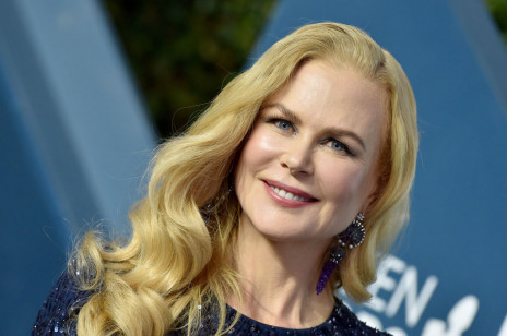 Jak wyglądają córki Nicole Kidman? Nieoczekiwanie pojawiły się na gali Złotych Globów 2021!