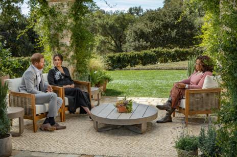 Meghan Markle przyznała, że miała myśli samobójcze a książę Harry opowiedział o trudnych relacjach z rodziną po wyprowadzce do Stanów w wywiadzie z Oprah Winfrey