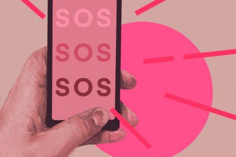 Jak wykonać połączenie alarmowe z zablokowanego iPhone'a czy telefonu z Androidem? Przeczytaj koniecznie i podziel się tą informacją z koleżankami!