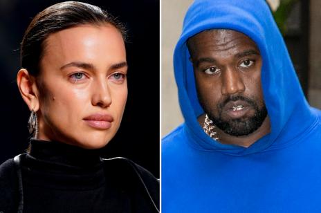 Irina Shayk i Kanye West są parą! Wiemy, kiedy zaczęli się spotykać