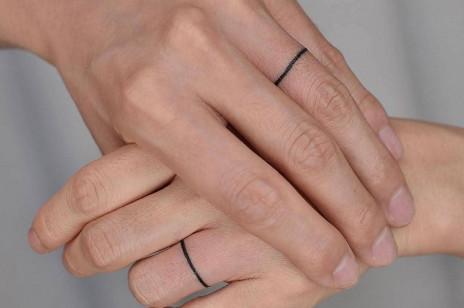 Tatuaż obrączka - wzory, cena, pomysły, inspiracje, znaczenie