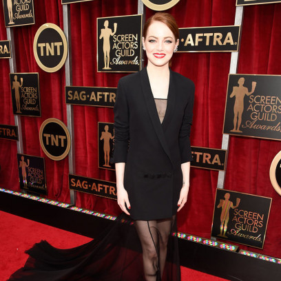 emma-stone-sag-awards-red-carpet-2015