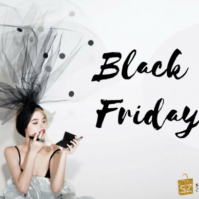 Black Friday - rabaty do - 90%!