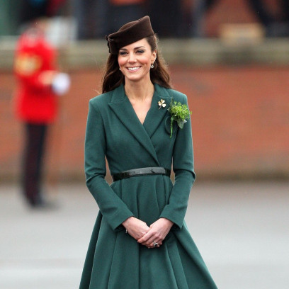 Kate Middleton w 2012 roku.