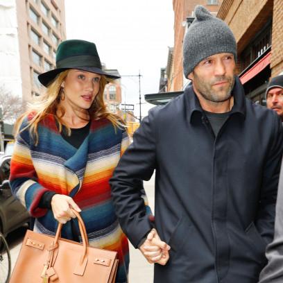 Rosie Huntington Whiteley i Jason Statham Randki