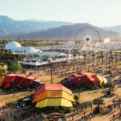 Coachella 2018 - data, lineup