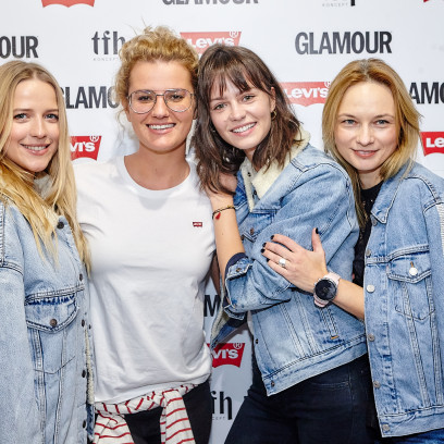 Glamour x Levi's