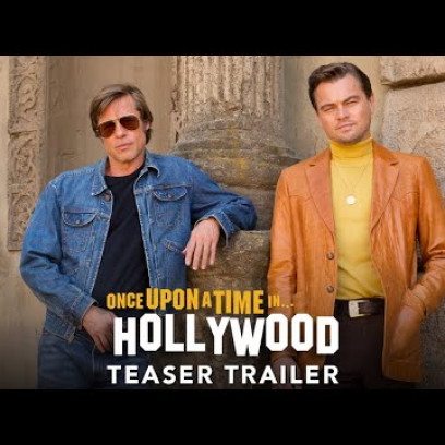 """Once Upon A Time In Hollywood"" - oficjalny zwiastun"