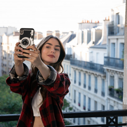 Emily in Paris - case na telefon
