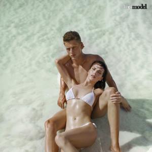 Jakob Kosel i Magda Stępień x sesja w Izraelu