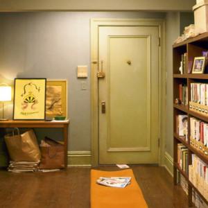 Miejsce na książki i prasę