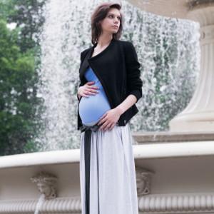 Baldresówa is Pregnant - Spódnica z kokardą