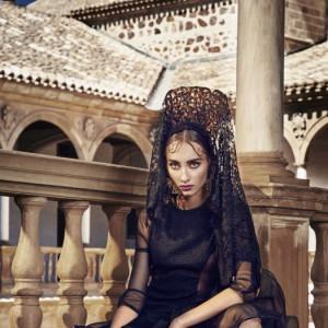 Daria Zhalina zajęłą 3. miejsce w Top Model