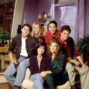 Monika umawia się z przyjaciółmi Richard