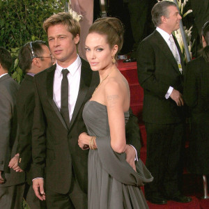 Brad Pitt i Angelina Jolie
