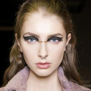 Makijaż na sylwestra